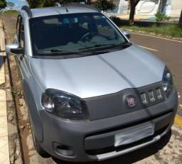 01d1f24691c Fiat Uno EVO Way 1.4 Completo - 2012