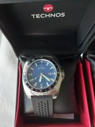 7f5ef09c15f Relógio technos azul (Aceito cartão)