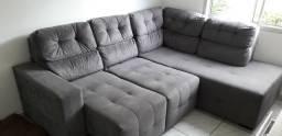 Sofa retratil de molas 2x20m x 2,00m