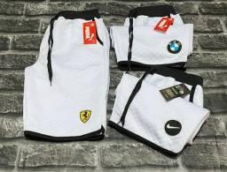 Kit 10 Shorts 3D
