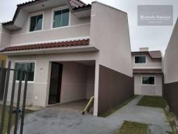 F-SO0481Sobrado com 3 dormitórios à venda, 90 m² por R$ 350.000,00 - Umbará - Curitiba/PR