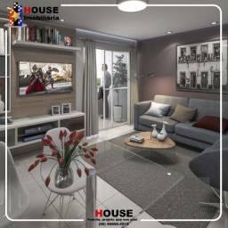 Apartamento com 1 suíte// Palmeiras Prime II, Cohama_