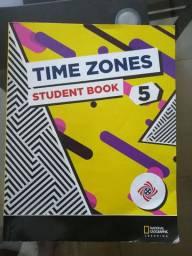 Livro Inglês Teens 5 - Time Zones 5 - Thomas Jefferson