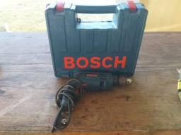 Furadeira De Impacto Profissional 750 W Gsb 16 Re Bosch