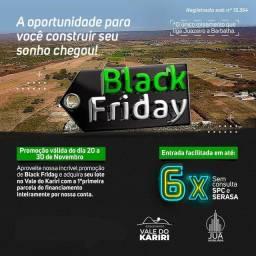Black friday no Vale do Cariri