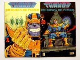 Thanos - Em Busca de Poder 2ed [Marvel | HQ Gibi Quadrinhos]
