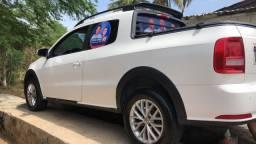 Saveiro 2017 G7 cab dupla