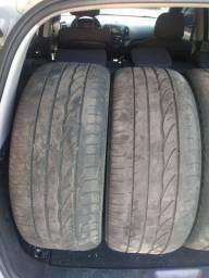 Pneus  Bridgestone 225/45/17 Cinturado