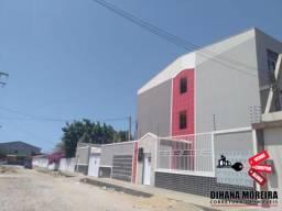 Apartamento em Paracuru-ce (Torre) com 2 quartos, água e condomínio incluso