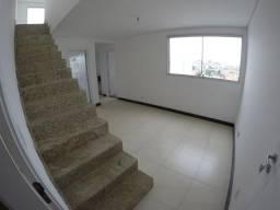 Cobertura à venda com 2 dormitórios em Alipio de melo, Belo horizonte cod:33200
