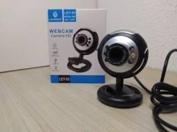 Webcam Câmera HD Lehmox