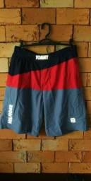 Shorts da Tommy, Lacoste é Nike