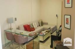 Apartamento à venda com 3 dormitórios em Sion, Belo horizonte cod:259915