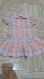 Lote, roupas para menina