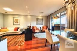 Apartamento à venda com 4 dormitórios em Ipiranga, Belo horizonte cod:259997