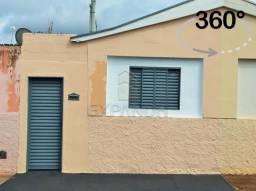 Casa para alugar com 1 dormitórios em Alvorada, Sertaozinho cod:L0302