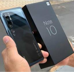 Smartphone Xaiomi Mi Note 10 Black 128 ( Loja )