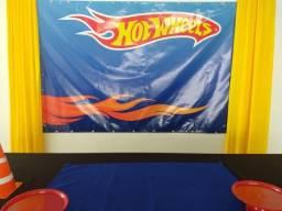 Banner Hotwheels