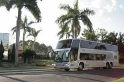 Ônibus Rodoviário Marcopolo DD Paradiso 1800 Scania K124 360CV 2004 - 2004