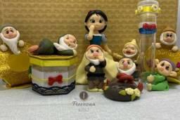 Personalizados de luxo em biscuit