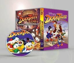 DuckTales Os Caçadores de Aventura 1987