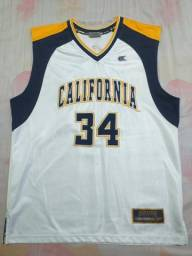 Camisa original de basquete california