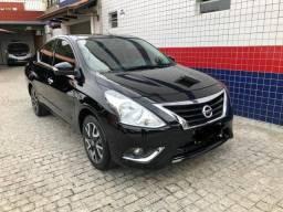 Nissan versa unique aut 1.6 SL - 2017