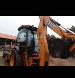 Case 580n 4x4 Cabinada 2015/2015<br><br>
