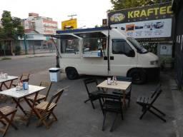 Fiat Ducato food trukc