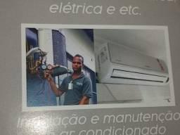 Eletricista com CFT /CREA e técnico em refligeraçao