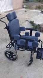 cadera de rodas infantil, semi nova