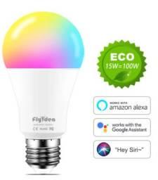 Lâmpada RGB Wi-Fi