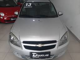 Raridade: GM Celta LT 04 portas Completo - 2013
