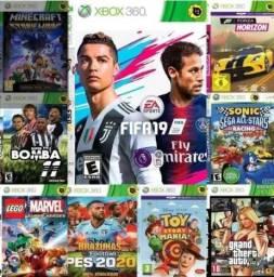 Jogos para Xbox 360 e Playstation 3 a partir de R$ 20,00. Aceitamos o seu jogo usado