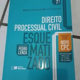 Livro de direito processual civil