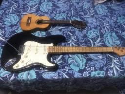 Guitarra e cavaquinho
