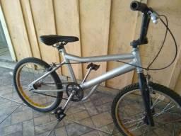 Bicicleta aro 20 troco por celular