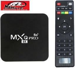 Tv MXQ 64GB box
