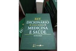 Dicionário de Termos Técnicos de Medicina e Saúde - NOVO