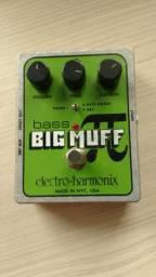 Pedal Big Muff Electro-harmonix impecável na caixa