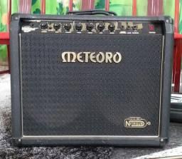 Amplificador Meteoro Nitrous+ Pedal sustain!