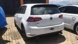 Sucata Volkswagen Golf gti 2014