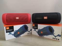 Caixa de Som Bluetooth Portátil - Charge 2+