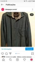 Jaqueta jeans importada