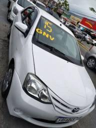 Etios XS 1.5 2015 GNV