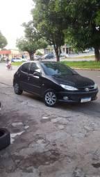 Peugeot 206 1.4 Flex 2007/08 R$ 11.500