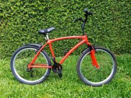 Bicicleta Caloi 100 aro 26 ano 1997