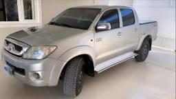 Hilux SRV 4x4 Diesel automática