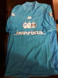 Camisa Celeste Grêmio 2002 (Kombat)