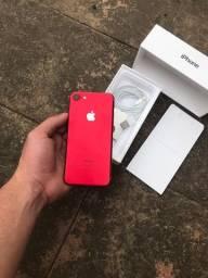 IPhone 7 RED 128GB ( Zerado )